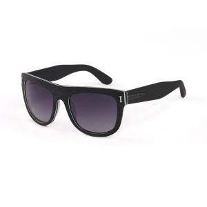 Surf Woody TAC Polarized Sunglasses - Matte Black