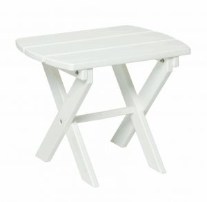 Furniture Barn Poly Folding End Table