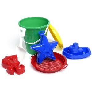 7-piece Sand Beach Toys Set