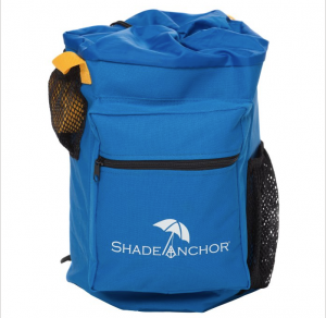 Buoy Beach Shade Anchor Bag - Blue