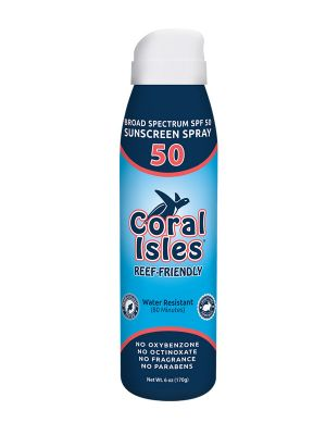 Coral Isles Sunscreen Spray