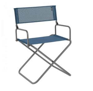 Lafuma®  FGX XL Steel Camping/Beach Folding Arm Chair - Ocean