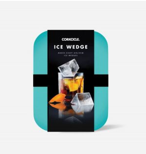Corkcicle Ice Wedge Tray (for Whiskey Wedge Glass)