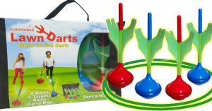Funsparks Lawn Darts (Glow in the Dark)