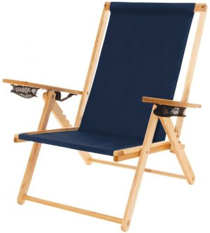 Blue Outer Banks Chair