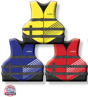 Surf Gear Youth Life Vest  (7-12 Years) 50 to 90 Lbs