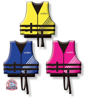 Surf Gear Child Life Vest (3-6 Years) 30 to 50 Lbs