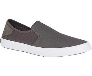 Sperry® STS17385 Men's Striper ll Slip On Sneaker - Grey