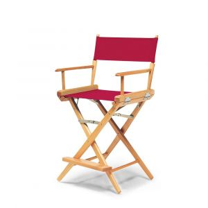 Telescope Casual Director Chair Counter/Balcony Height