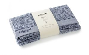 Lafuma® Beach Towel for Recliners - Iroise/Denim