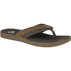 Sperry® Wahoo Flip-Flop - Dark Brown