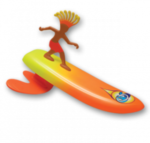 Surfer Dudes® Water Toy